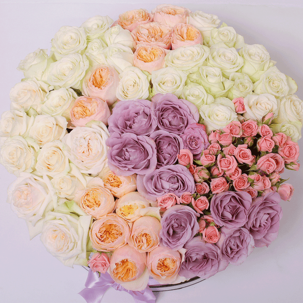 Classic Collection - One Million - Rose Mix - Scatola Bianca