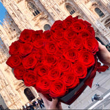 Love Collection - Rose Rosse - Scatola Nera