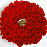 Classic Collection - One Million - Rose Rosse - Scatola Nera