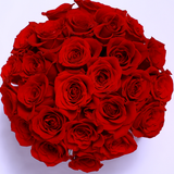 Classic Collection - Small - Rose Rosse Sfera - Scatola Nera