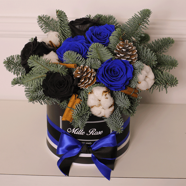 Christmas Collection - Small Box - Mix Natale - Scatola Nera