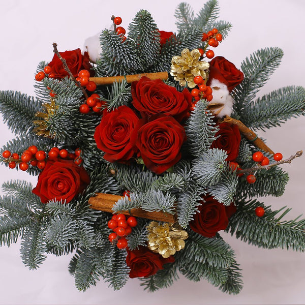 Christmas Collection - Small Box - Mix Natale - Scatola Bianca