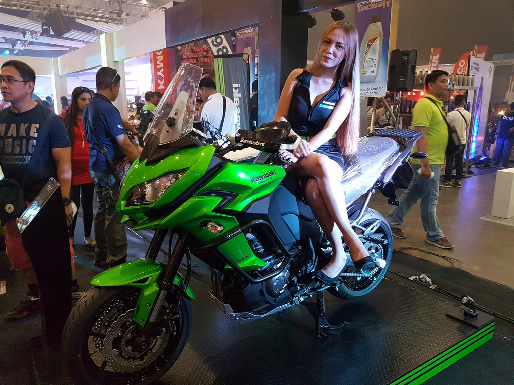 InsideRACING Bike Festival and Tradeshow April 2016