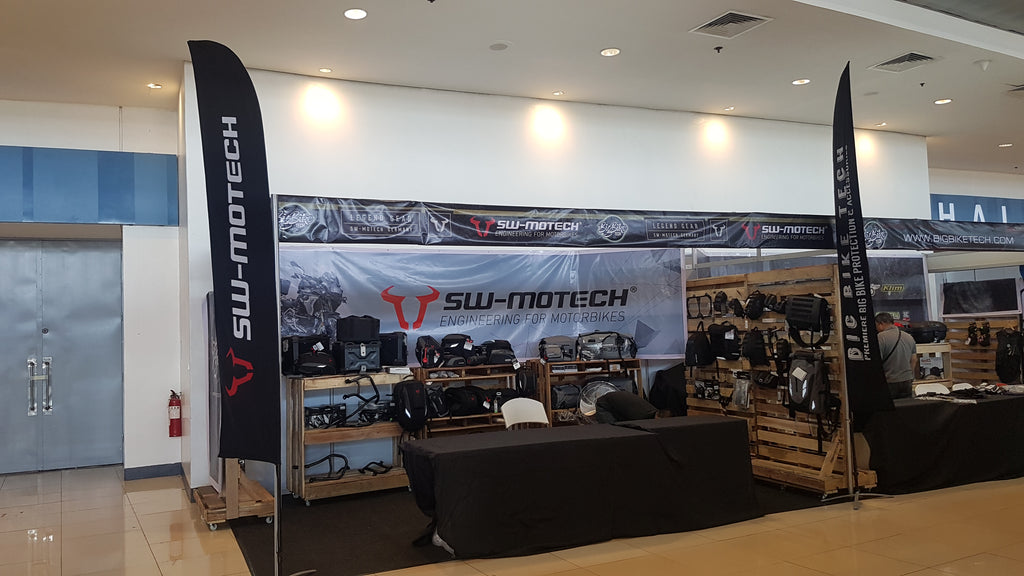 SW Motech at the 12th InsideRacing Bike Festival - March 23-25, 2018