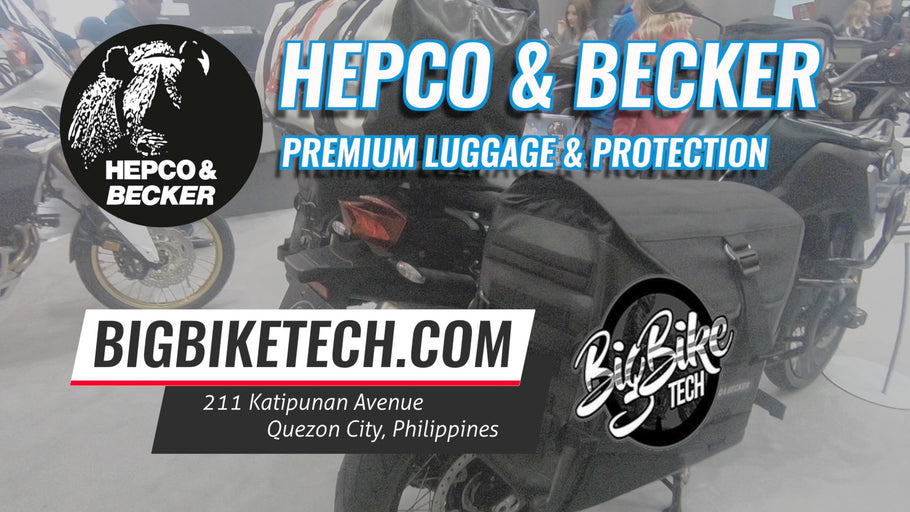 Hepco & Becker at Intermot 2018