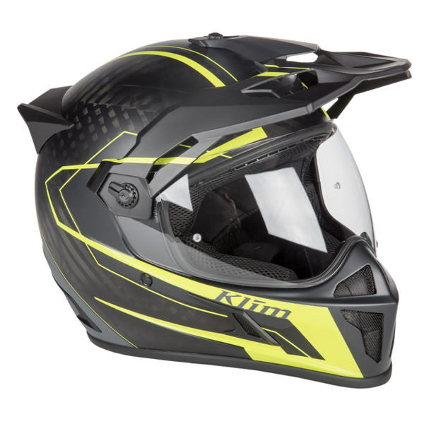 Klim Krios with Transition Lens- Premium at its finest