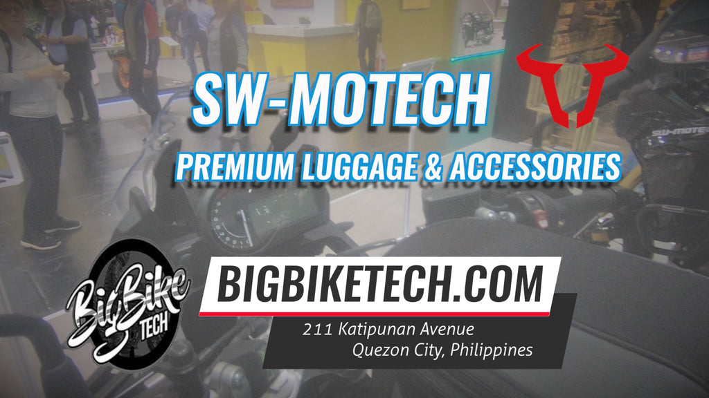 SW-Motech at Intermot 2018