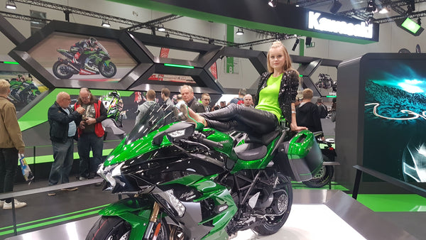 kawasaki h2sx intermot 2018 big bike tech