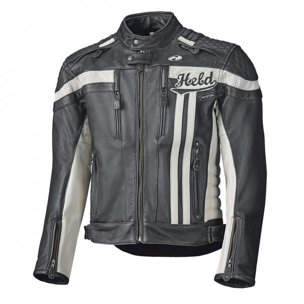 Held Harvey 76 Retro Leather Jacket