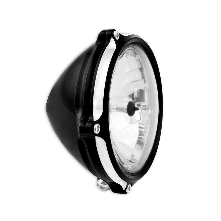 "RSD 5-3/4"" Vintage Headlight Contrast Cut"