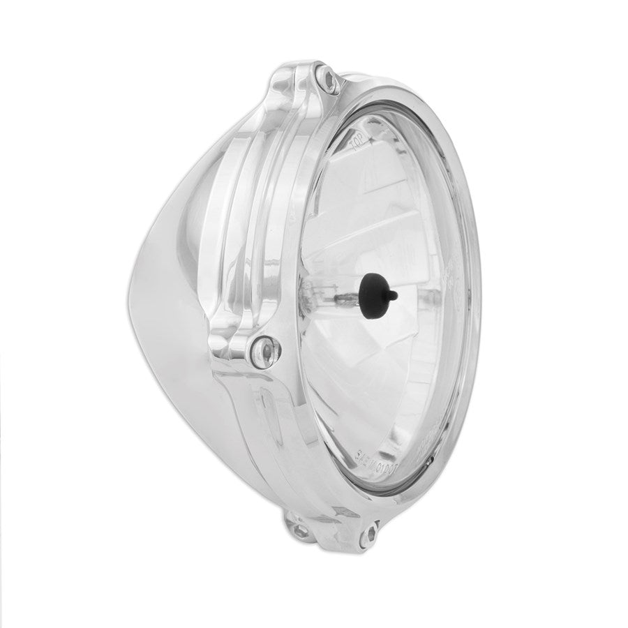 "RSD 5-3/4"" Vintage Headlight Chrome"