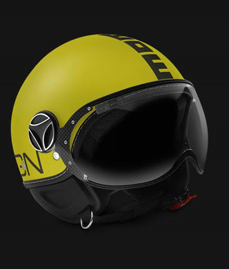 Momo Design FGTR CLASSIC Yellow Matt Anthracite