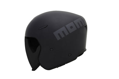 Momo Design Aero Black Matt Anthracite