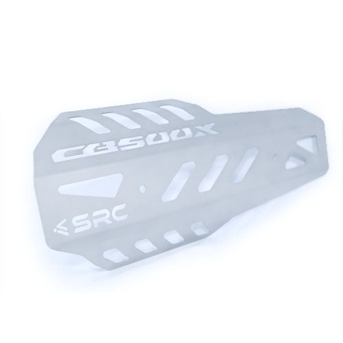 SRC Chain Guard Silver