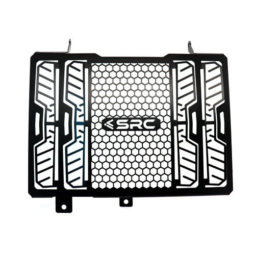 SRC Radiator Guard V2 Black