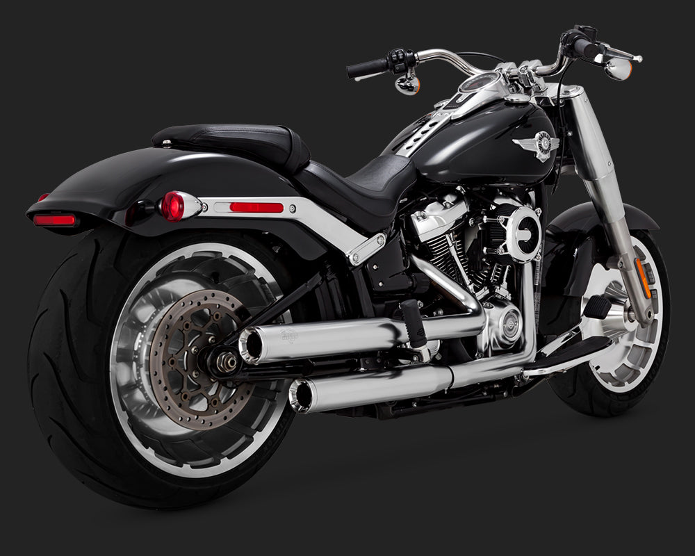 Vance & Hines Eliminator 300 Chrome