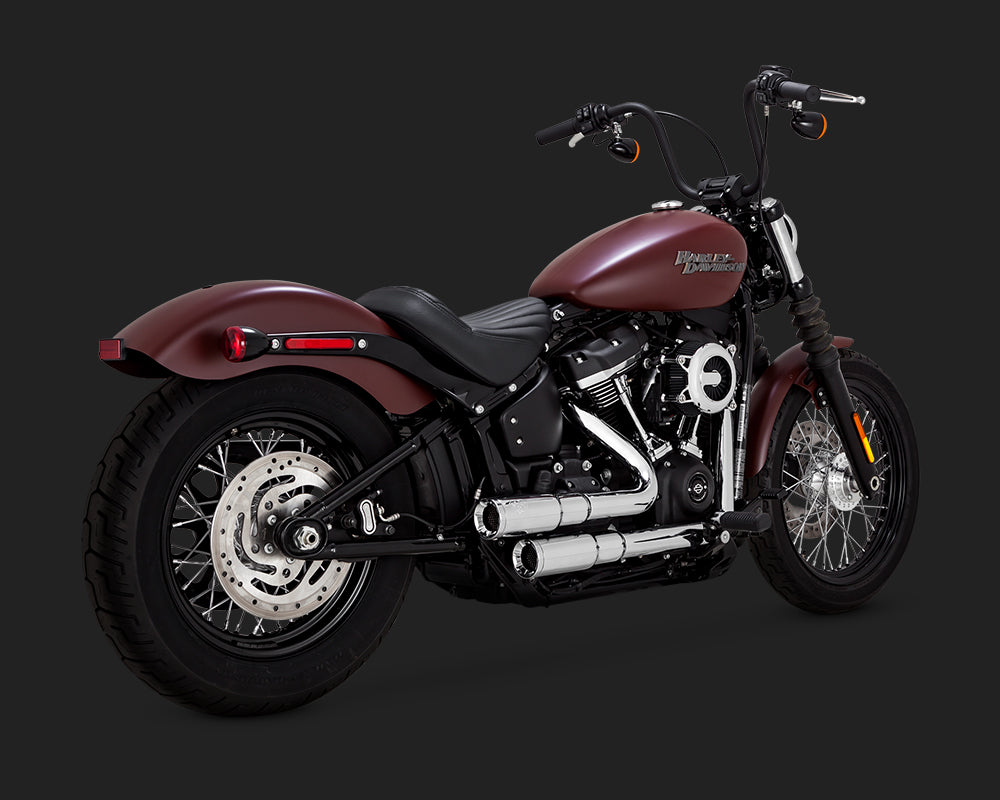 Vance & Hines Mini Grenades Chrome
