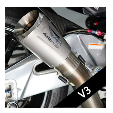 Austin Racing V3 SLIP-ON EXHAUST SYSTEM