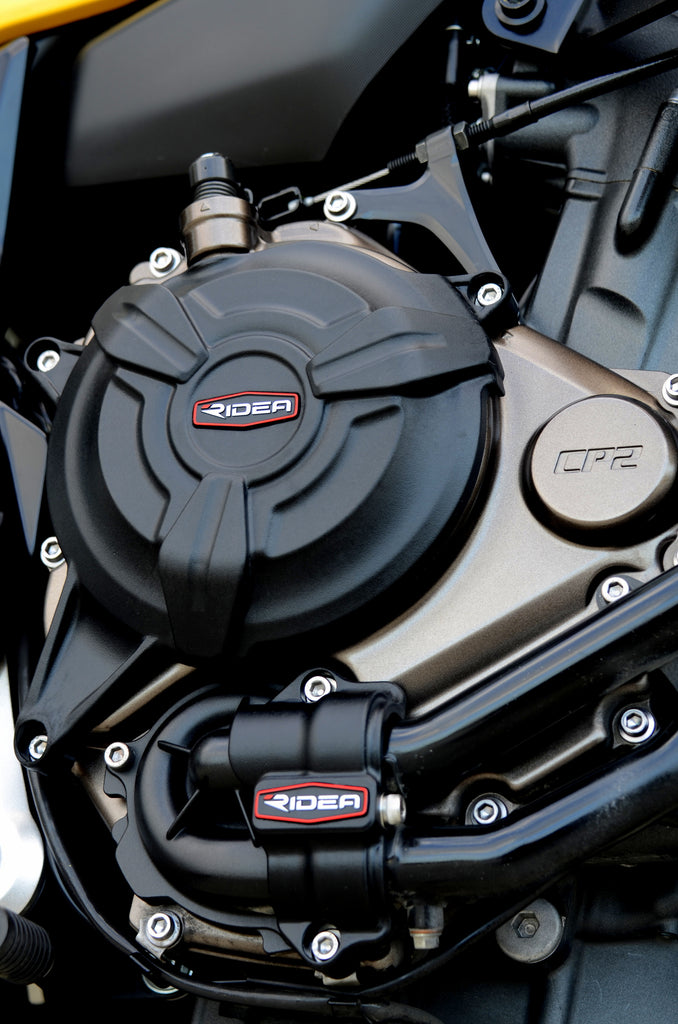 RIDEA Carbon Clutch Cover