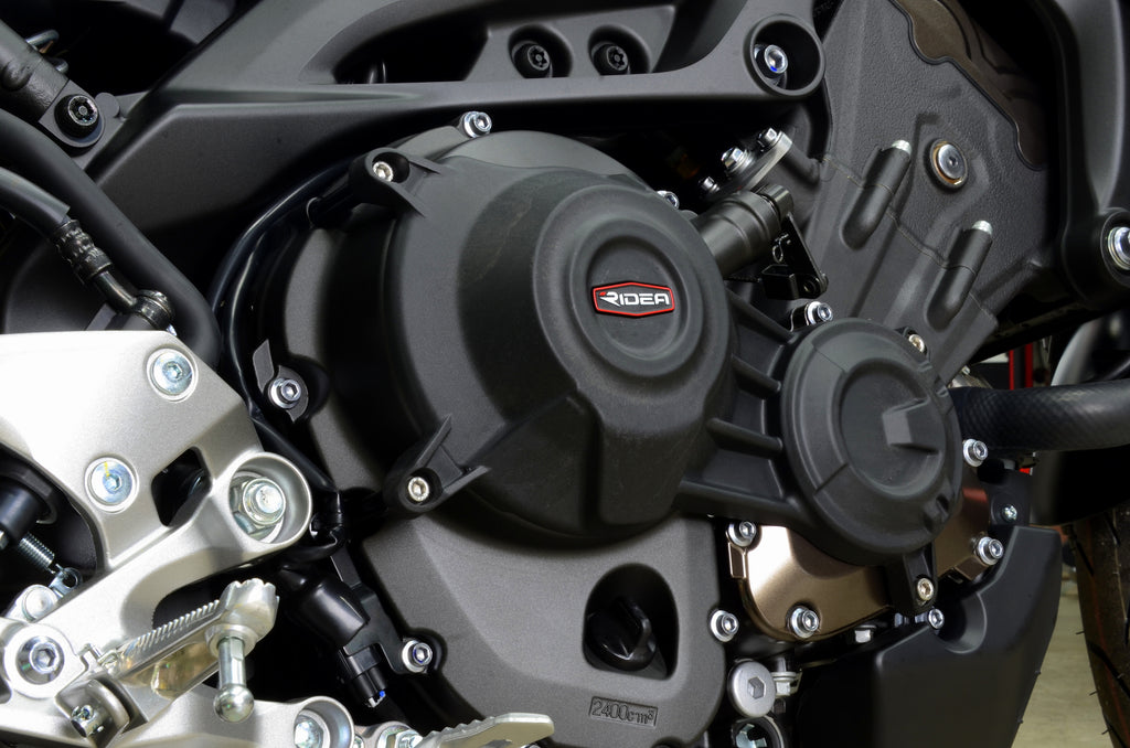 RIDEA Carbon Clutch & Pulse Cover