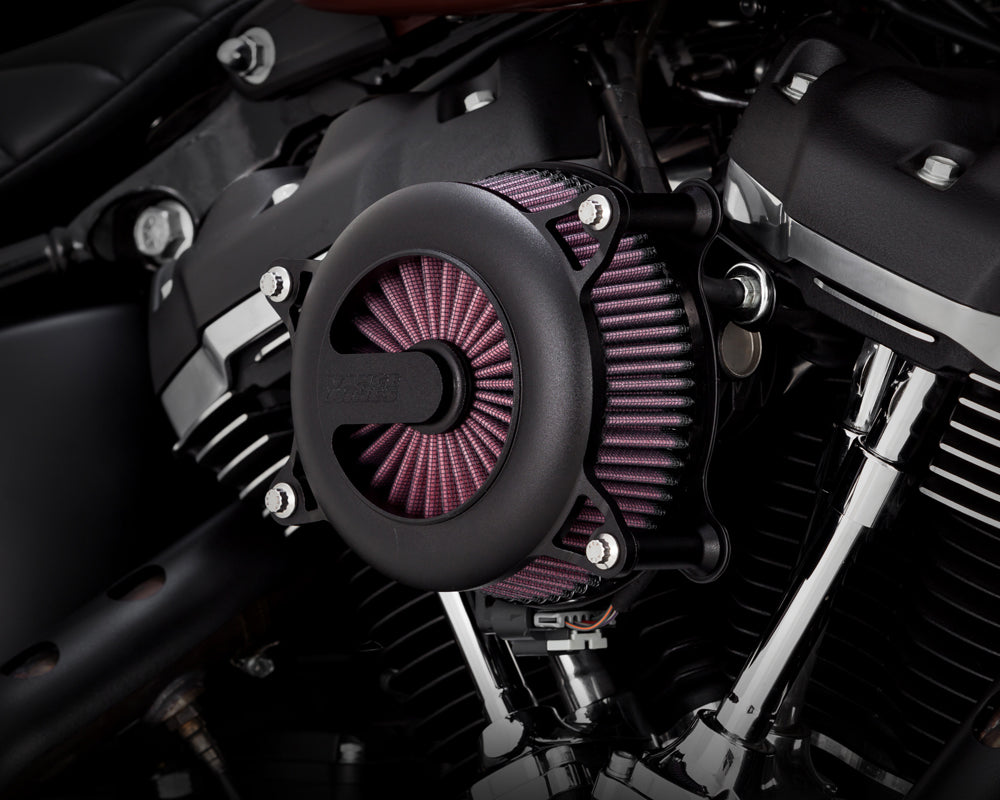 Vance & Hines VO2 Rogue Air Intake Black