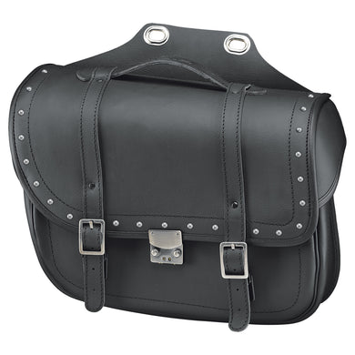 Held Cruiser Bullet Bag with Rivets 2 x 20L