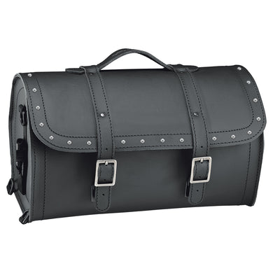 Held Cruiser Barrel Bag with Rivets 14L