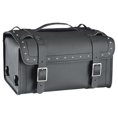 Held Cruiser Square Bag with Rivets 14L