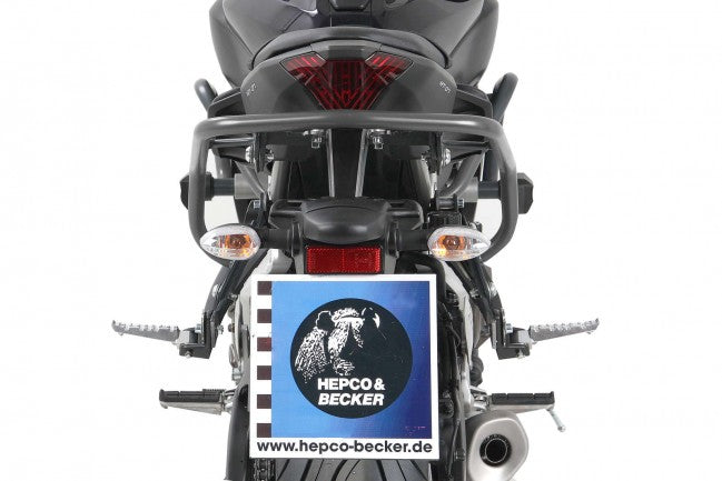 Hepco & Becker Rear Protection Bars