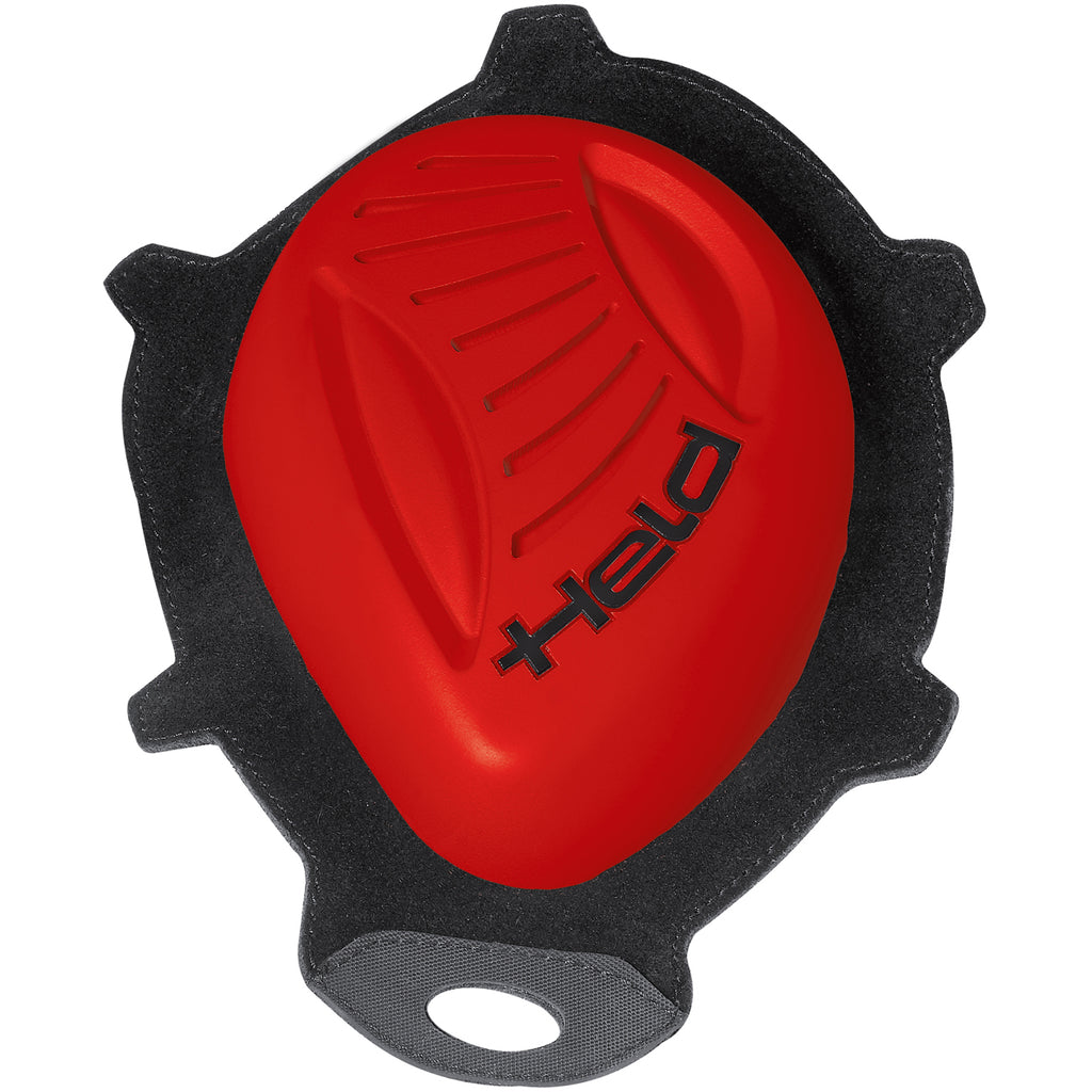 Held Knee Sliders Red