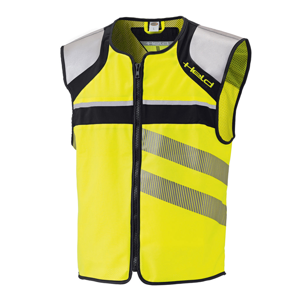 Held Hi-Viz Waist Coat Flashlight II