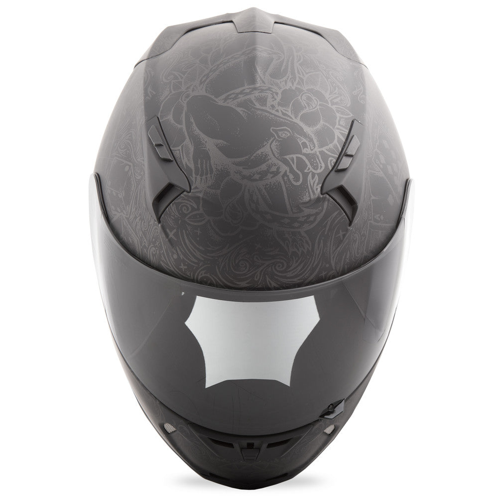 Pick Size /& Color 2018 Fly Racing Sentinel Full Face Motorcycle Street Helmet