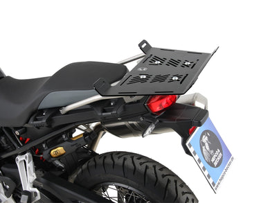 Hepco & Becker Aluminum enlargement for Rear Rack - black