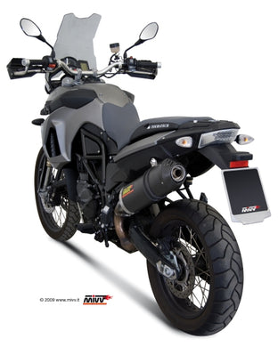 Mivv OVAL SLIP ON TITAN carbon cap Exhaust
