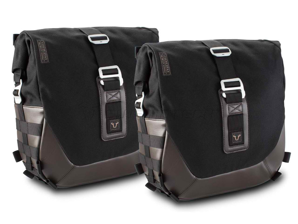 SW Motech Legend Gear side bag set