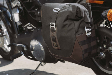 SW Motech Legend Gear side bag set (Left 13.5L/Right 9.8L)