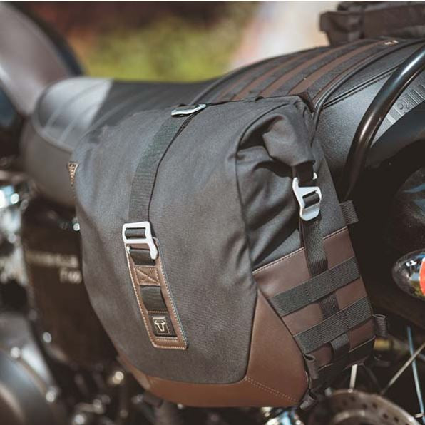 SW Motech Legend Gear side bag set Left LC2 (13.5 l)  and Right LC1 (9.8 l)
