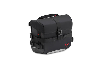 SW Motech SysBag 10 with adapter plate, left