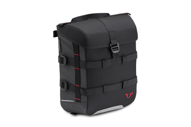 SW Motech SysBag 15 with adapter plate - left