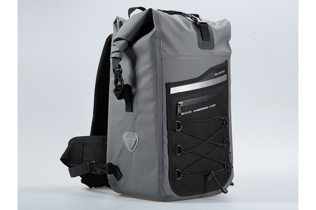 SW Motech Drybag 300 Waterproof Backpack 30L Grey