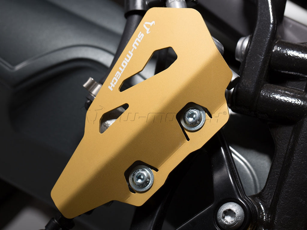 SW Motech Brake Cylinder Guard Gold