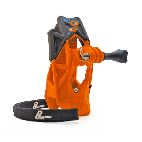 Dango Design Go Pro Gripper Mount Orange