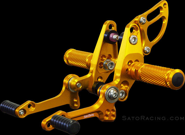 Sato Racing Rear Set