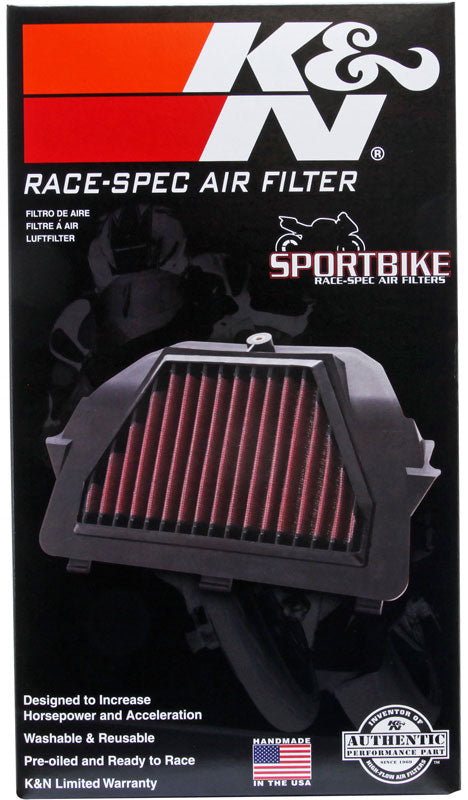 K&N Air Filter Race Specific DU-1112R