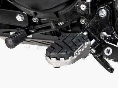 SW Motech ION footrest kit