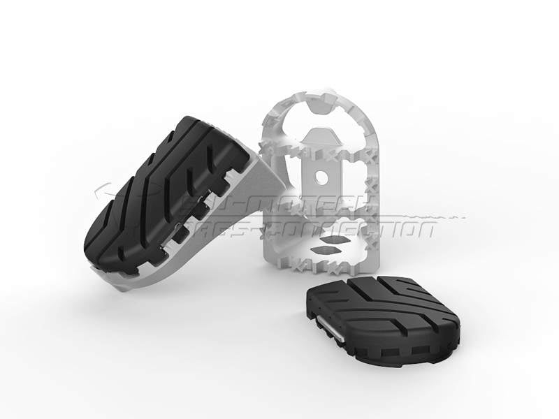 SW Motech Footrest Kit