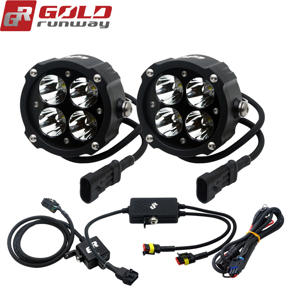 Goldrunway 42W LED Light