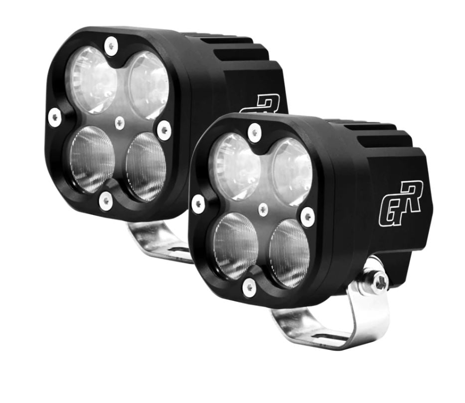 Goldrunway X4 LED Light with Harness