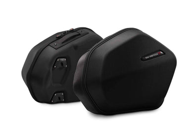 SW Motech AERO ABS side case system 2 x 25L Black