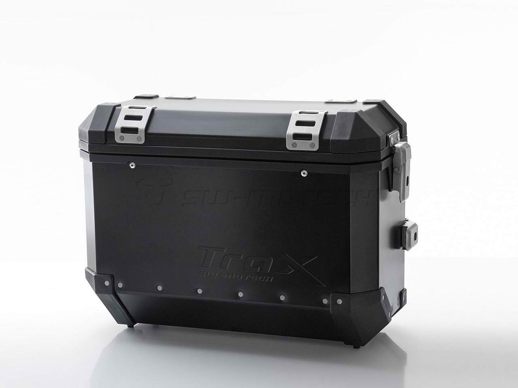 SW Motech TraX EVO Pannier System Black 37L (Left & Right)